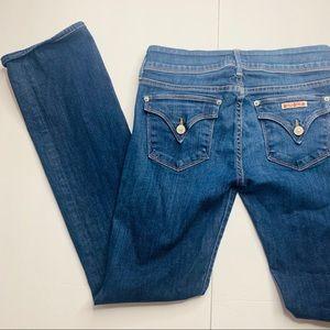 Hudson Signature Flap Pocket Jeans!